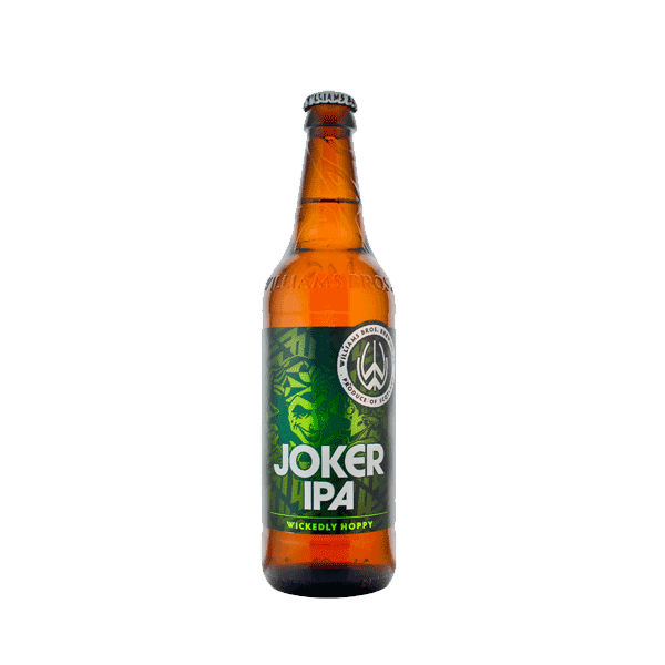 Joker IPA - WILLIAMS BROS. 50cl