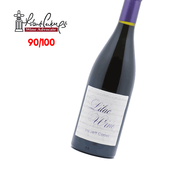 Lilac Wine Jeff Carrel - Côtes du Roussillon-Villages 2019