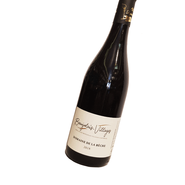 Beaujolais Villages - Domaine de la Bèche - Olivier Depardon 2019