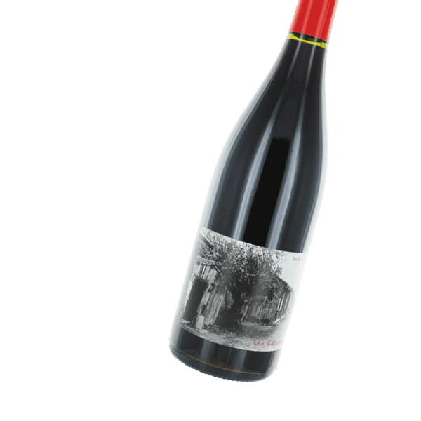 Les Cabanes Rouge - Vin de France Christophe Barbier