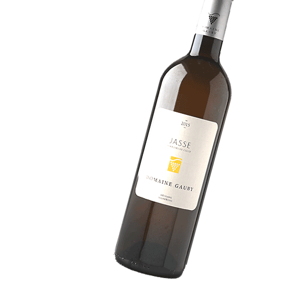 Domaine Gauby - Jasse Blanc vin Orange IGP Catalanes 2017
