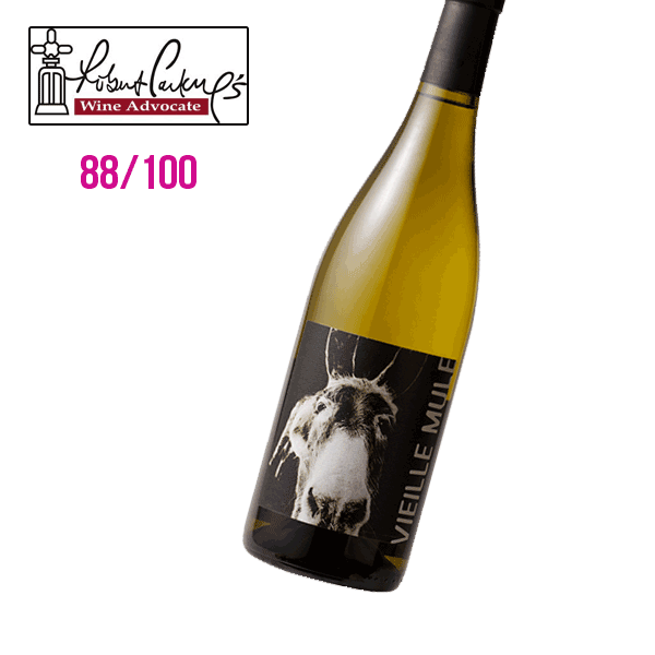 Vieille Mule Blanc - Jeff Carrel IGP Catalanes 2019