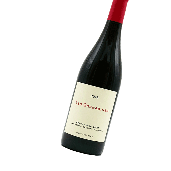 Les Grenadines - Carrel & Calduch Igp Catalanes Rouge 2019