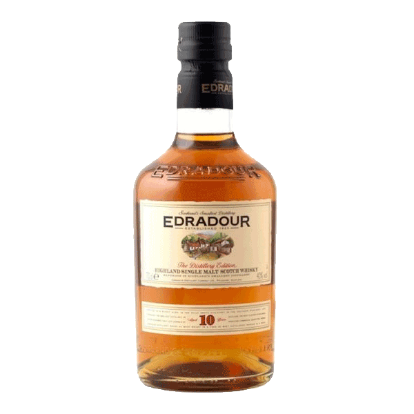 Edradour 10 ans Single Malt  40%