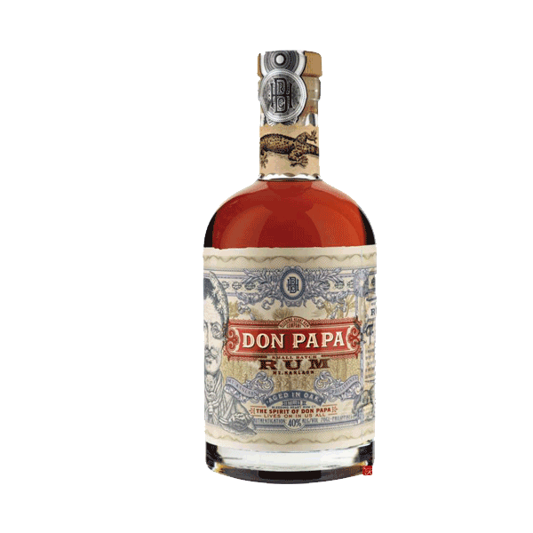 Rhum Don Papa 7 ANS - Phillippines 40% Vol