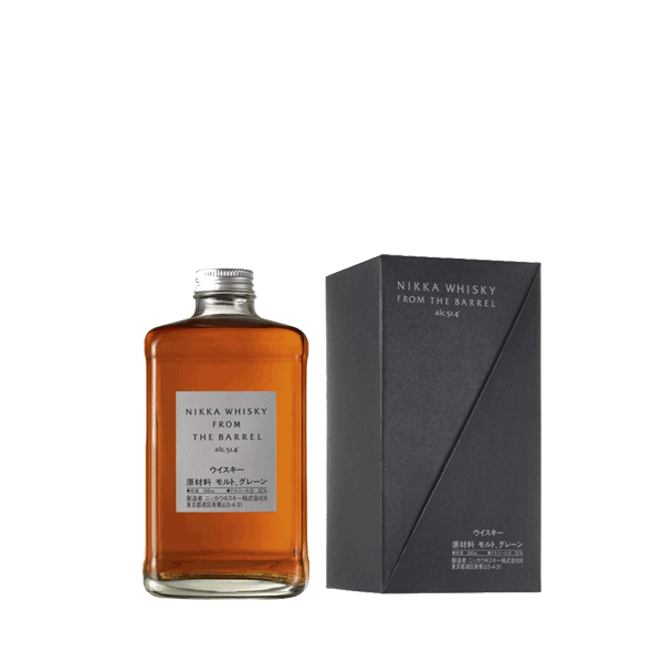 Nikka From The Barrel 51.4% 50cl Embouteillage officiel