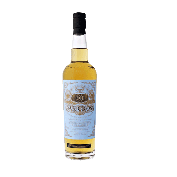 Oak Cross Compass Box 43% Blended Malt