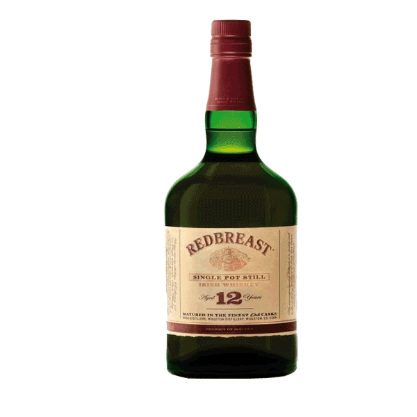 REDBREAST 12 ans Single Pot Still 40% Irland Whiskey