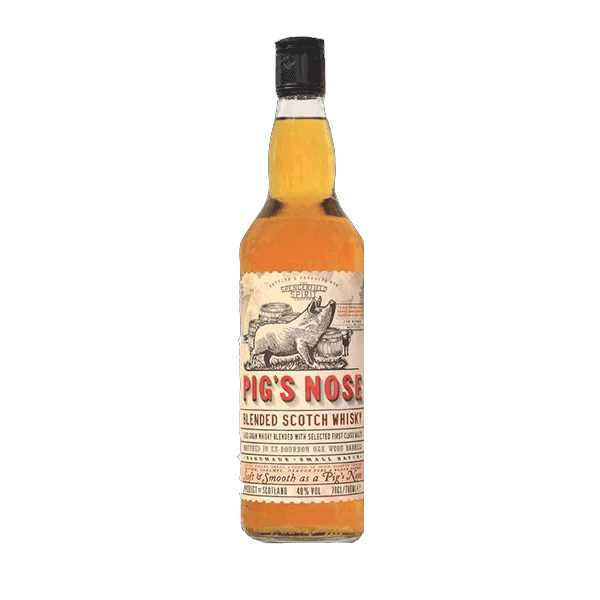 The Pig'Nose Blended Scotch 40%