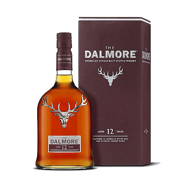 The Dalmore 12 ans - Single malt Whisky 40%