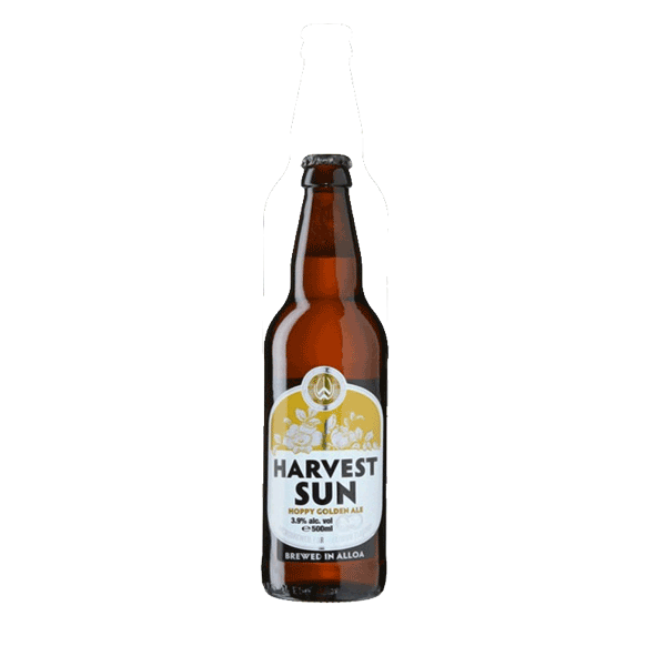 Harvest Sun - Bière Ecosse WILLIAMS BROS. 50cl